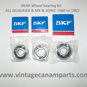 CAW003 REAR Wheel bearing kit ALL QUALIFIER & MX & SONIC 1980 to 1982 vcponline.ca