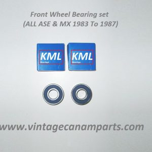 CAW006 ASE front wheel Bearing set