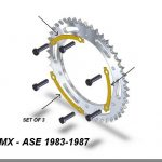CAB001 Rear Sprocket Tab lock model ASE-MX SWM