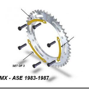CAB001 Rear Sprocket Tab lock model ASE-MX SWM