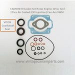 Gasket kit 125 175 can-am swm Rotax Kramer