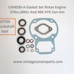 Gasket kit 370 400cc can-am swm Rotax Kramer ATK 406