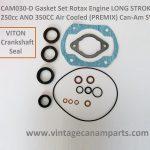 Can-am Rotax 200cc 250cc 350cc premix Gasket set atk SWM Portal -2