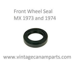 Front wheel seal can-am Mx 1973 and 1974
