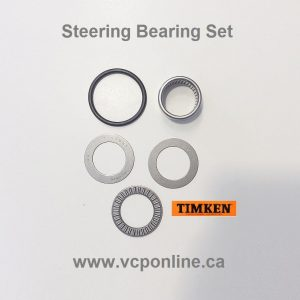 CAB012-B Steering Bearing set can-am Rotax Qualifier,TNT